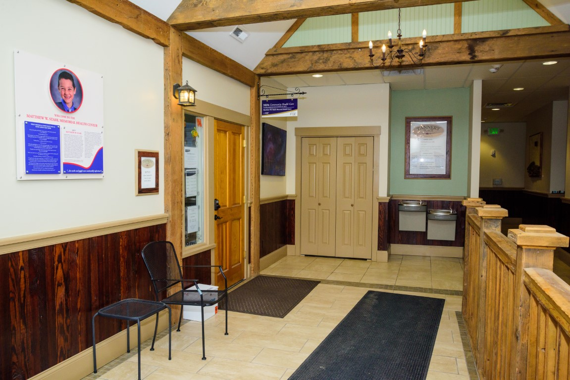 Medical lobby Montrose